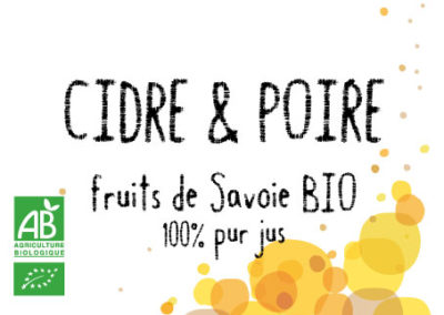 CIDRE & POIRÉ
