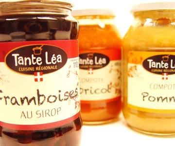 FRAMBOISE AU SIROP